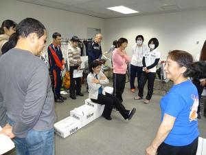 第9回ロコモン体操講習会 ロコモ度テスト